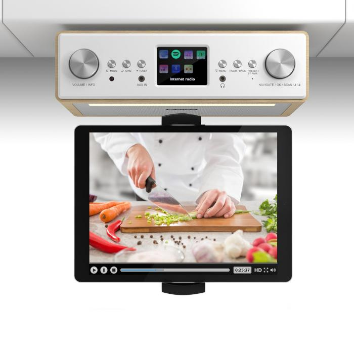 Auna Connect Soundchef radio da cucina