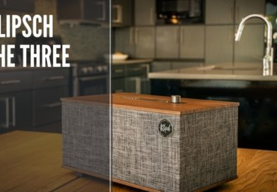 Klipsch The Three: Speaker bluetooth, Google Assistant e ingresso Phono
