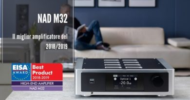 nad m32 amplificatore digitale
