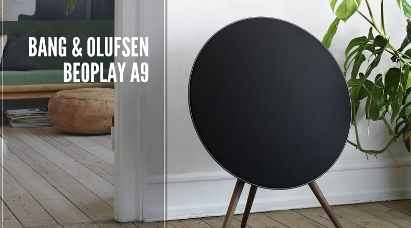 Lo Speaker wireless dal design unico: BeoPlay A9